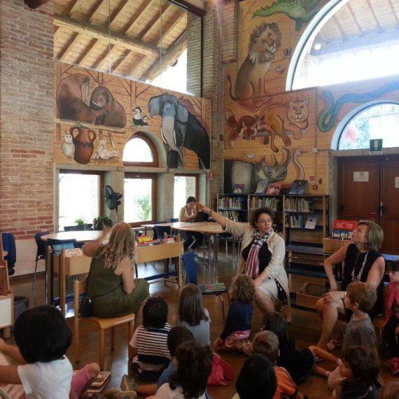 Happy summer camp, inglese alla scuola per l'infanzia la Zolla di Milano