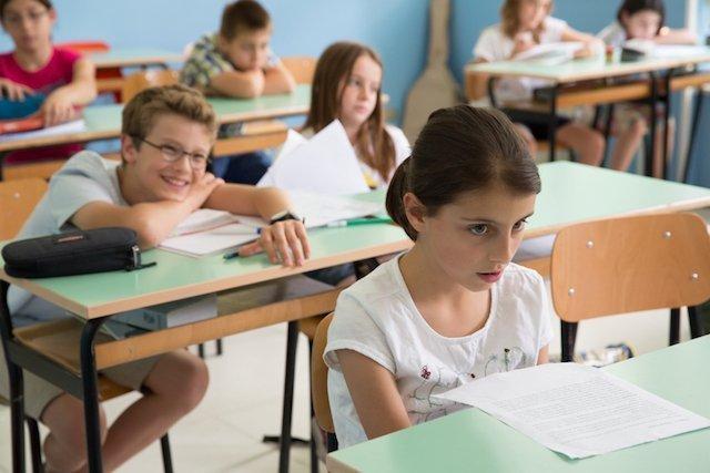 Scuola polo Brescia, la Zolla di Milano