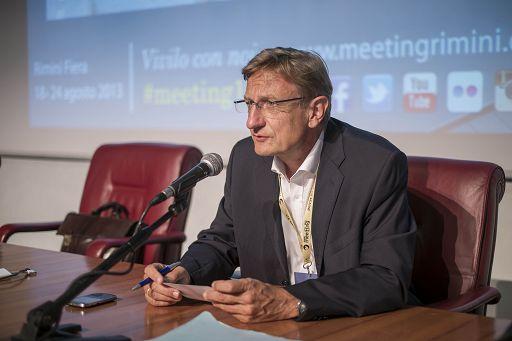 Bernhard Scholz, presidente della compagnia delle opere - La Zolla di Milano