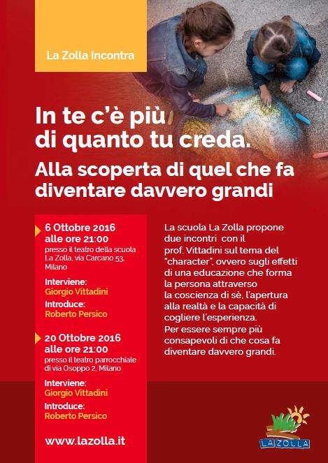 incontro a La Zolla con Giorgio Vittadini