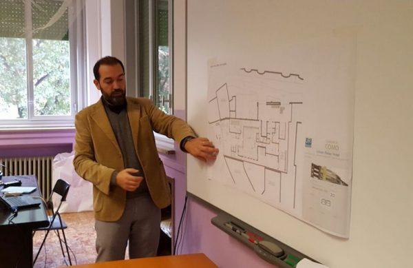 Misure e proporzioni con l'architetto alla Primaria di Via Carcano