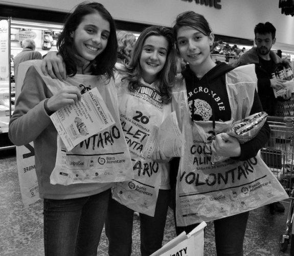La Zolla partecipa alla Colletta Alimentare 2016