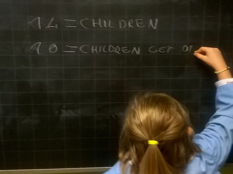 Math in English: il metodo CLIL alla primaria