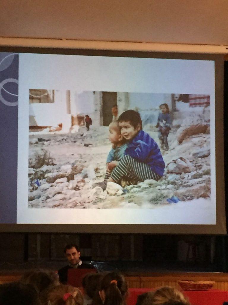 incontro sulla Siria, La Zolla, Avvento 2016