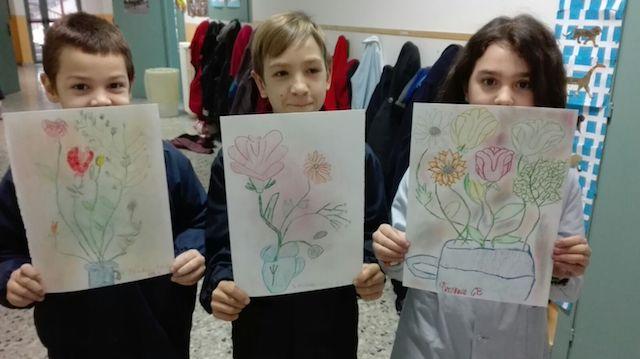 scuola primaria, scienze, arte, studio multidisciplinare