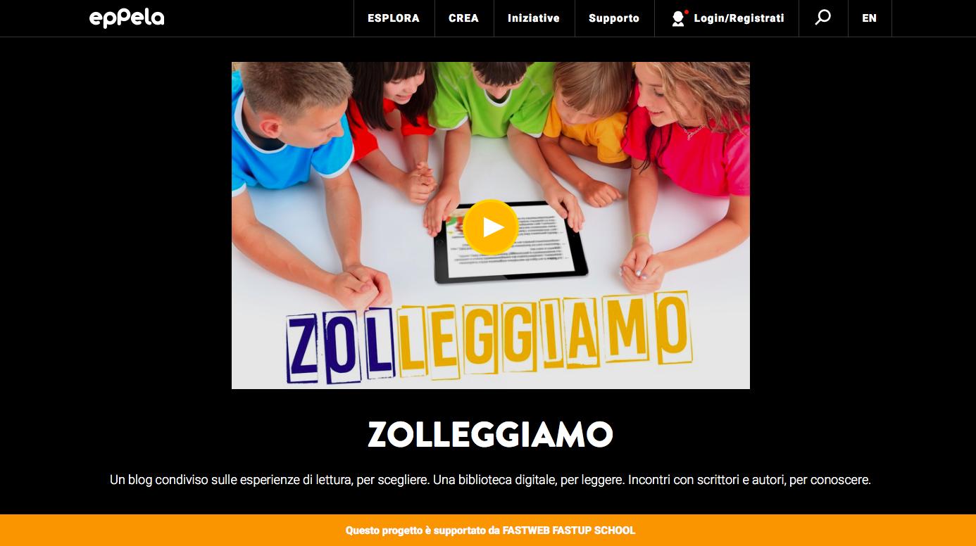 ZOLLEGGIAMO! in crowdfunding