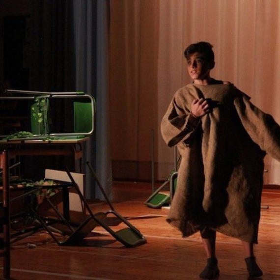 La Zolla secondaria teatro La Tempesta