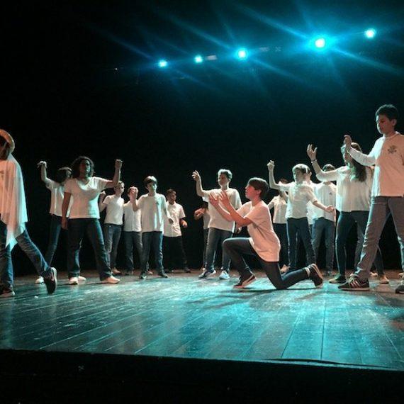 Teatro alla Scuola Secondaria La Zolla