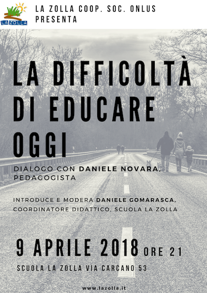LA ZOLLA_ INCONTRO_PROF. NOVARA 9 APRILE 2018