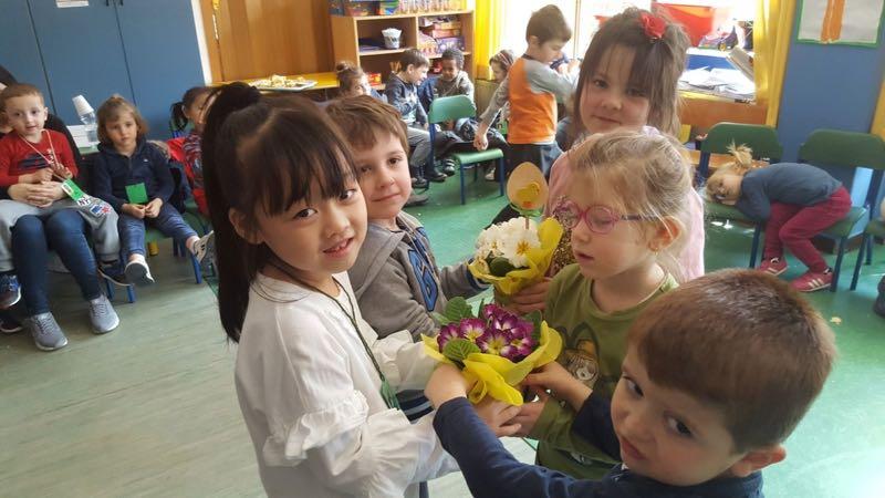 La Zolla Scuola Infanzia_pasqua 2018