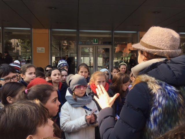Primaria La Zolla_giornalismo_sole24ore