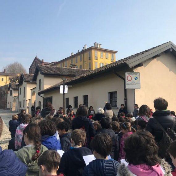 via Crucis 2018 Primaria La Zolla