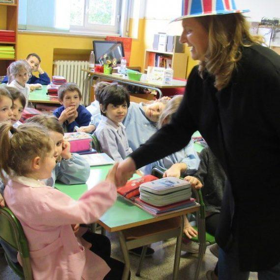 scuola infanzia La zolla carcano raccordo inglese 1