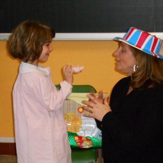 scuola infanzia La zolla carcano raccordo inglese