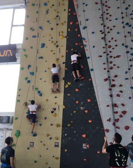 La Zolla Primaria_Quinte_arrampicata