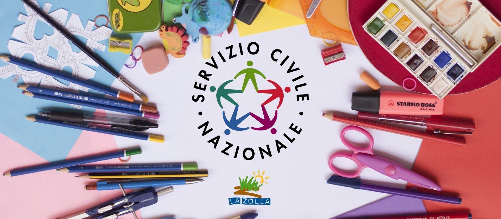 La Zolla sostiene e promuove il Servizio Civile Nazionale