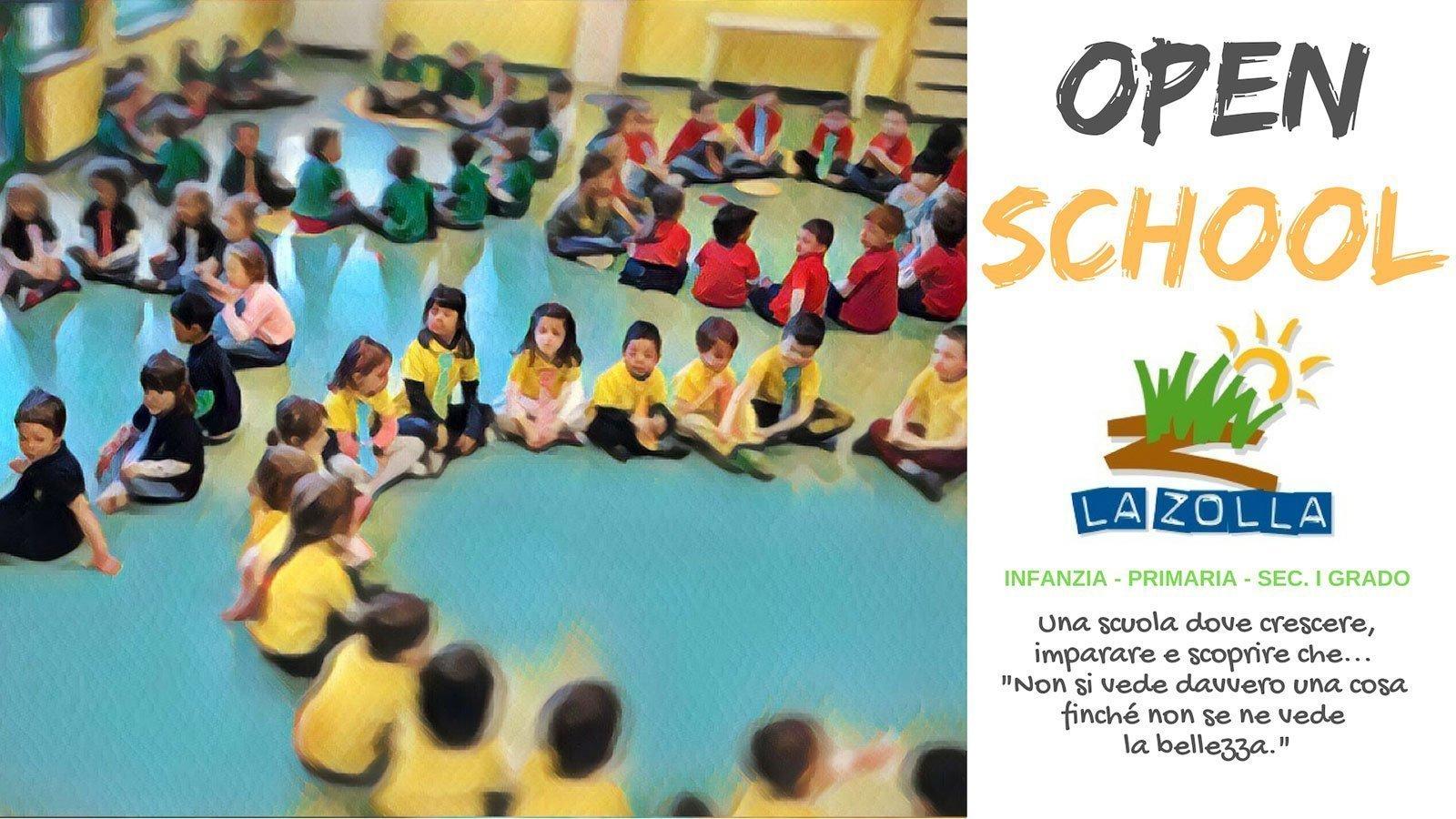 Open School LA Zolla Brescia Caccialepori
